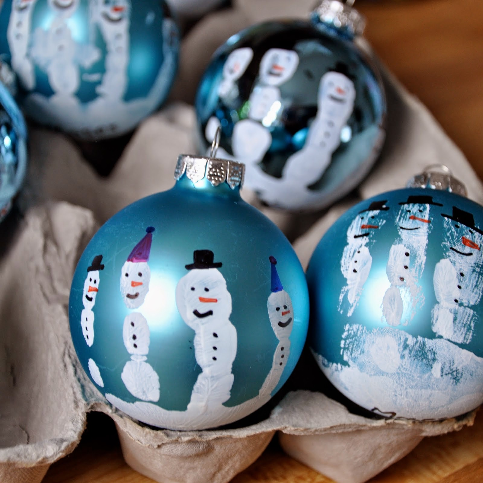 30 Homemade Ornaments for the Kids - DIY Craft Projects