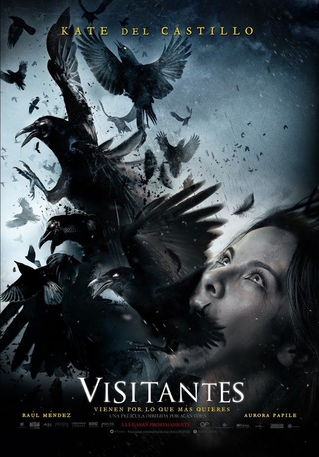 "Confira o terror mexicano ""Visitantes"" com Kate del Castillo"