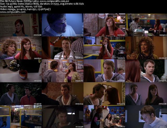 Mi Futuro Novio DVDRip Español Latino Película Comedia