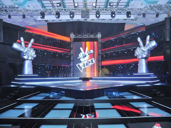 Ging Ht Vit - The Voice Viet Nam 2012