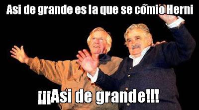 17 Frases celebres del Pepe Mujica