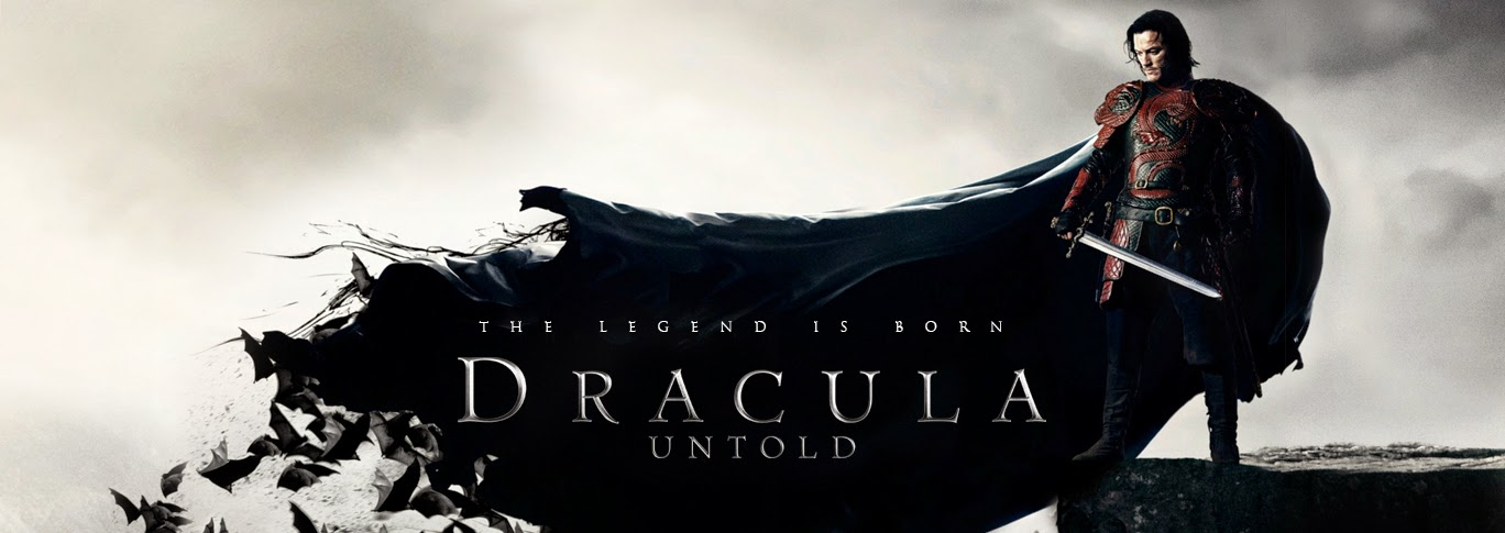Dracula Untold: First Trailer - Undead Monday