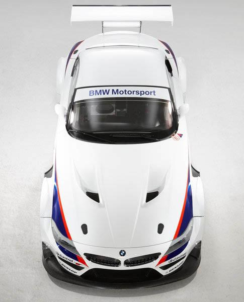 Bmw Z4 Zagato: BMW Z4 GT3, 2010