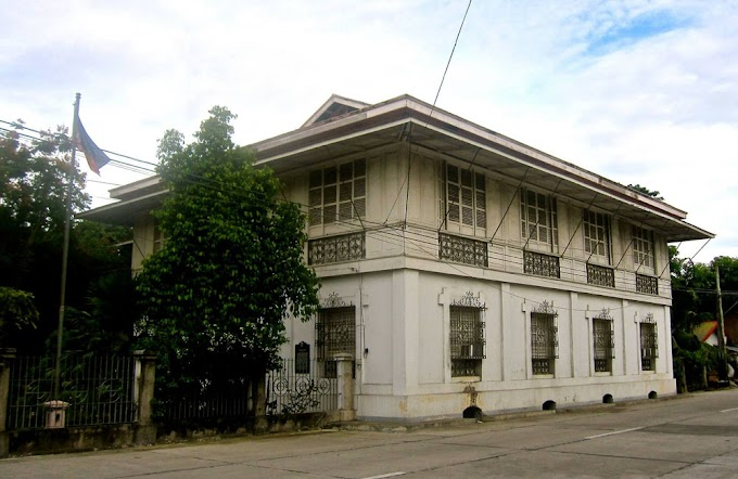 The House Of General Juan Araneta In Bago City