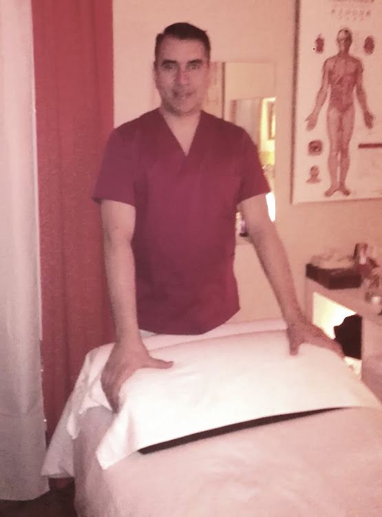 Professional Masseur in Alicante