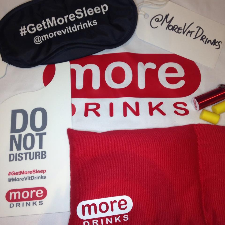 More Drinks, Sleep Awareness Week 2015