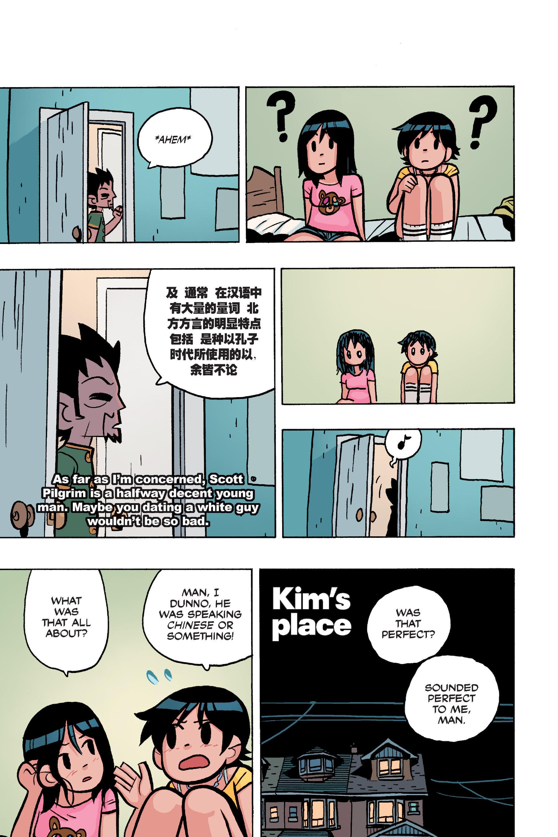 Read online Scott Pilgrim comic -  Issue #4 - 198