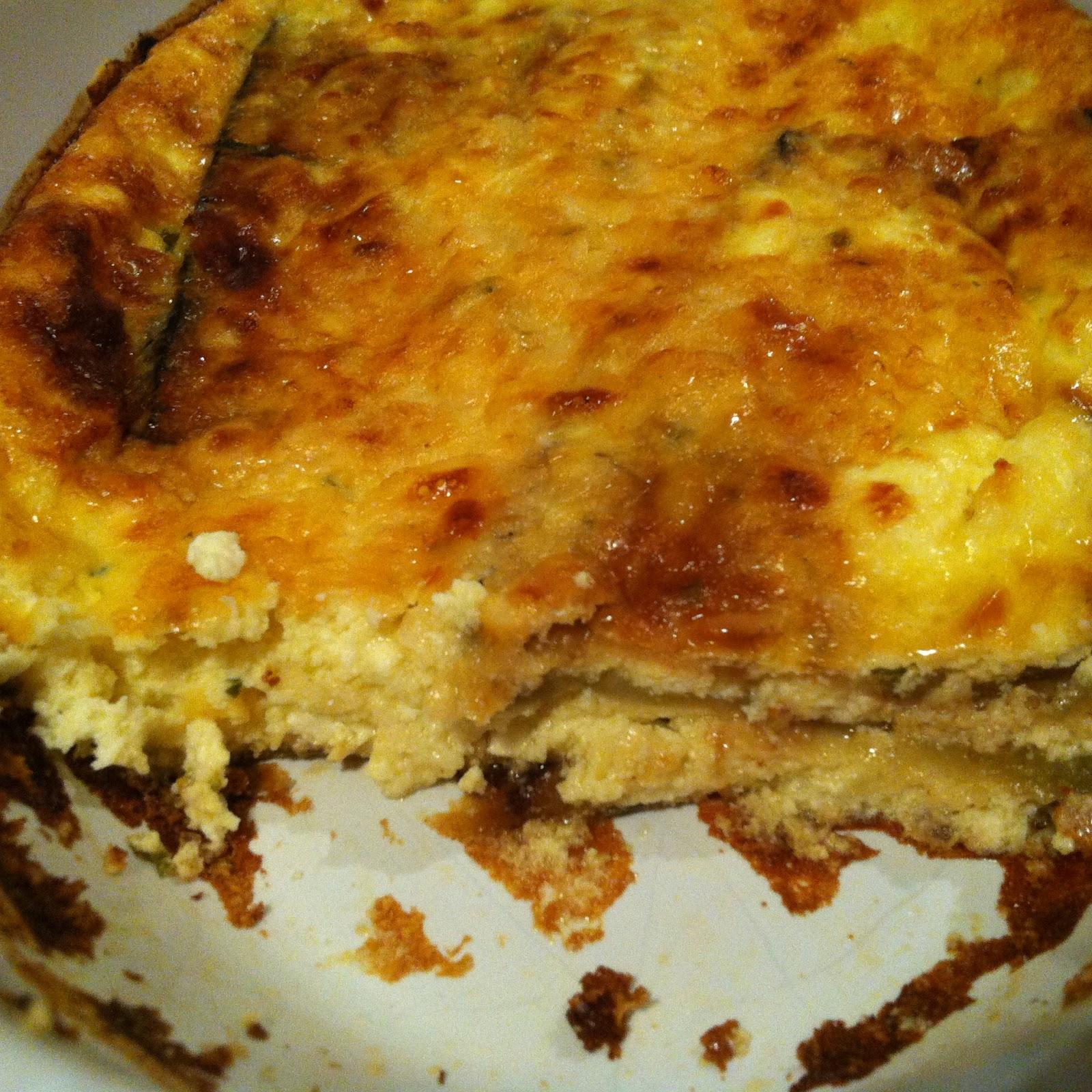 WWDH - Eggplant, Ricotta, Parmesan Bake | Laws of the Kitchen