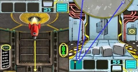 100 Doors Aliens Space Level 52 53 54 55