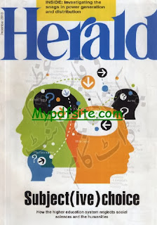 Herald Magazine December 2013