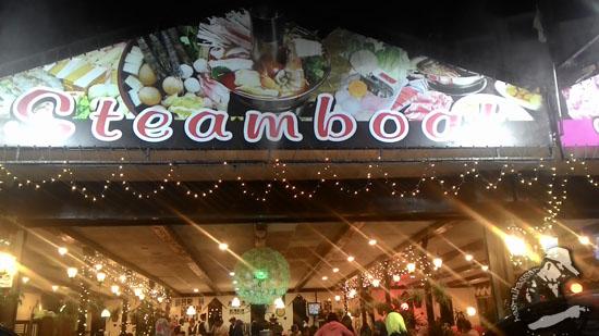 Restoran Glory 78 Steamboat Halal Cameron Highlands