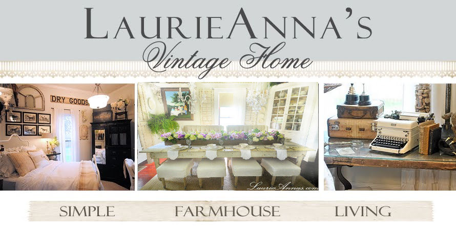 LaurieAnna&#39;s Vintage Home