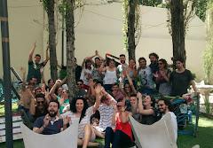 """TP Colectivo """"Puntos comunitarios de gestión cultural"""" 2015"""
