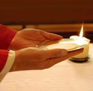 Corpus-Christi- Eucharistie- Pain