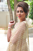 Madhu Shalini sizzling in saree-thumbnail-7