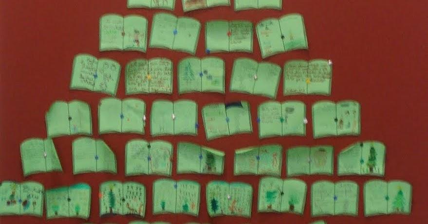 Mural de natal feito com mensagens dos alunos atividade for Mural sobre o natal