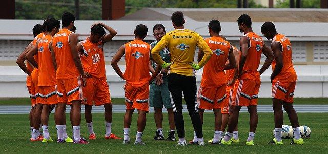 O Fluminense terá de superar dez desfalques para encarar o Paysandu (Foto: Nelson Perez/FFC)