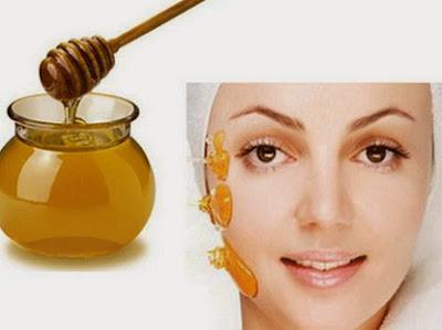 Cách làm trắng da từ mật ong mật ong + cà chua + chanh