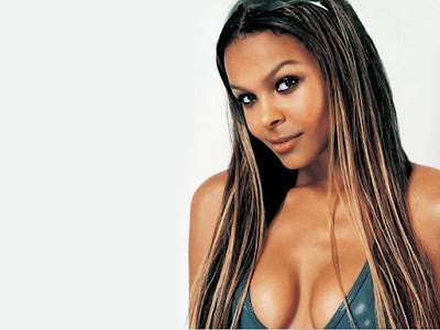 Actress Samantha Mumba Sexy Wallpaper