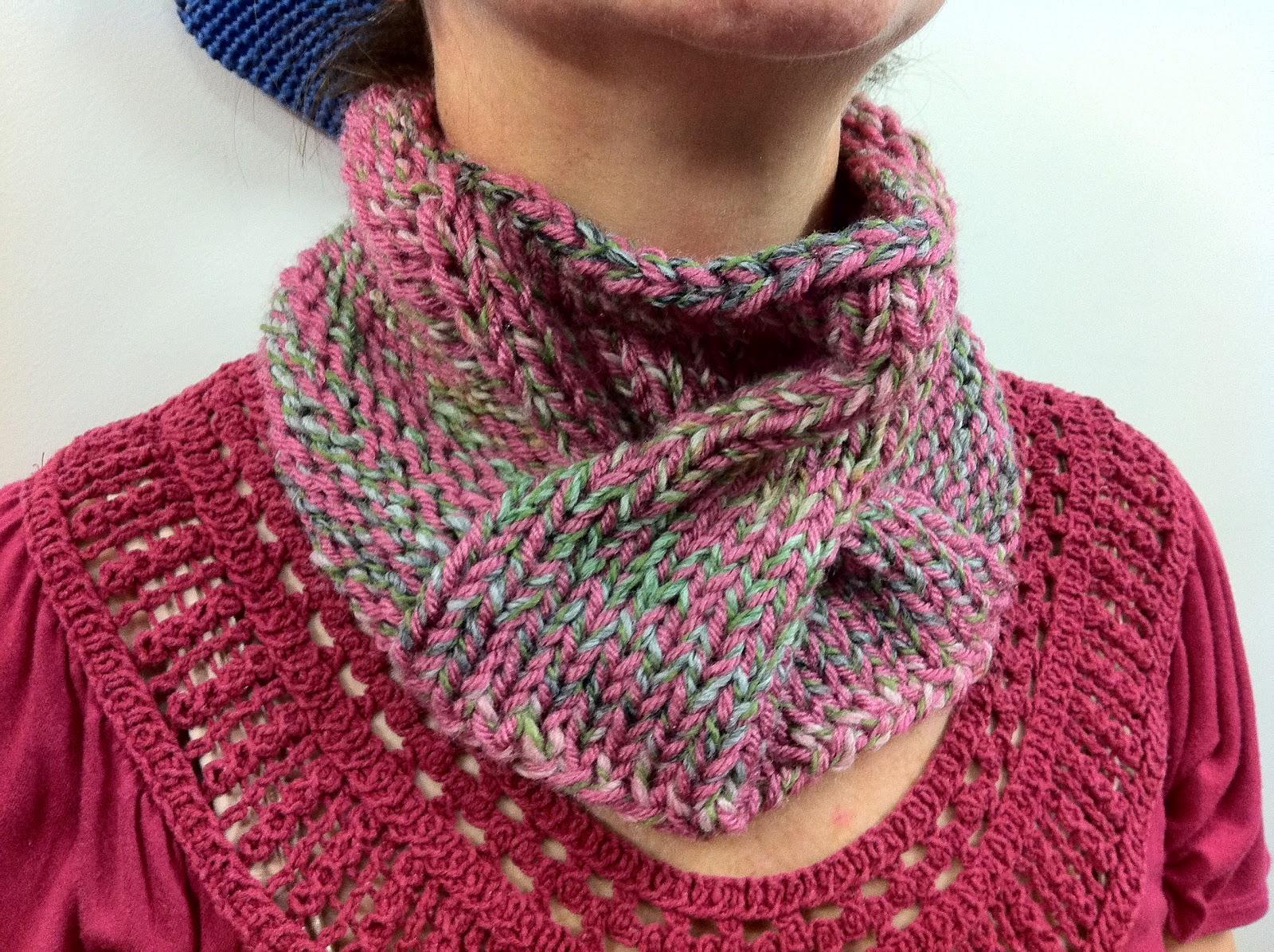Fashion Trend Invierno: Cuellos Tejidos | Marisa y sus Puntadas