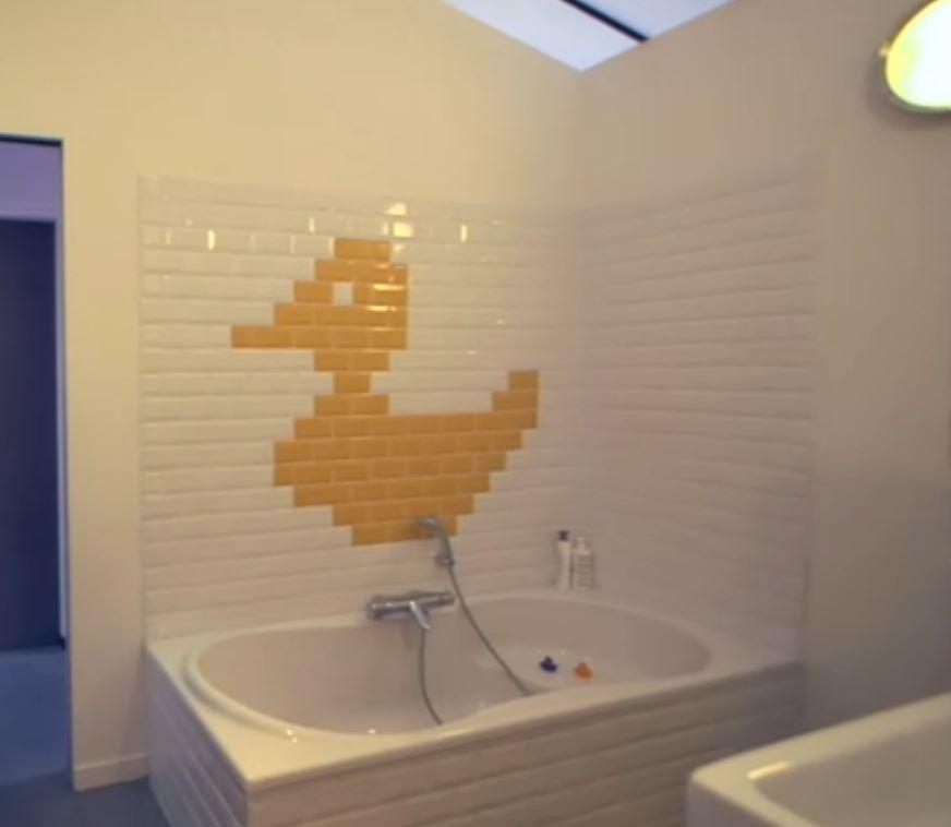 Cl mence d coration id es et astuces d 39 une d coratrice d - Customiser un meuble de salle de bain ...