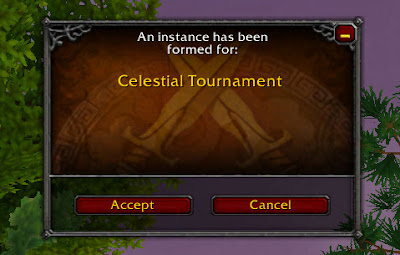 Getting ready for the Celestial Tournament (Patch 5.4)