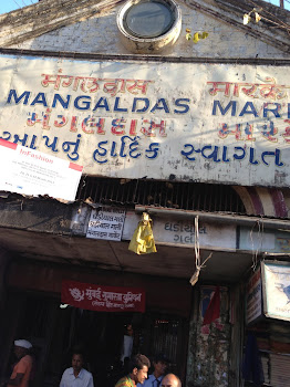 Mangaldas Fabric Market