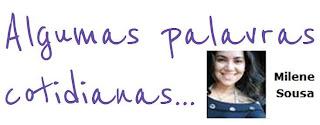Blog Milene Souza