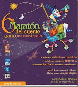 Quito, ECUADOR: Maratón del Cuento
