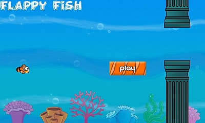 Flappy Fish pentru Windows 8