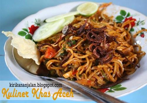Daftar Nama Kuliner Khas Aceh Yang Terkenal Enak