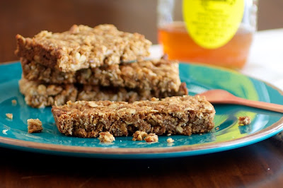 granola+bars Easy Homemade Granola Bars