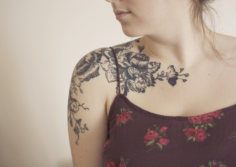 Antique Style Tattoos | www.imgkid.com - The Image Kid Has It!