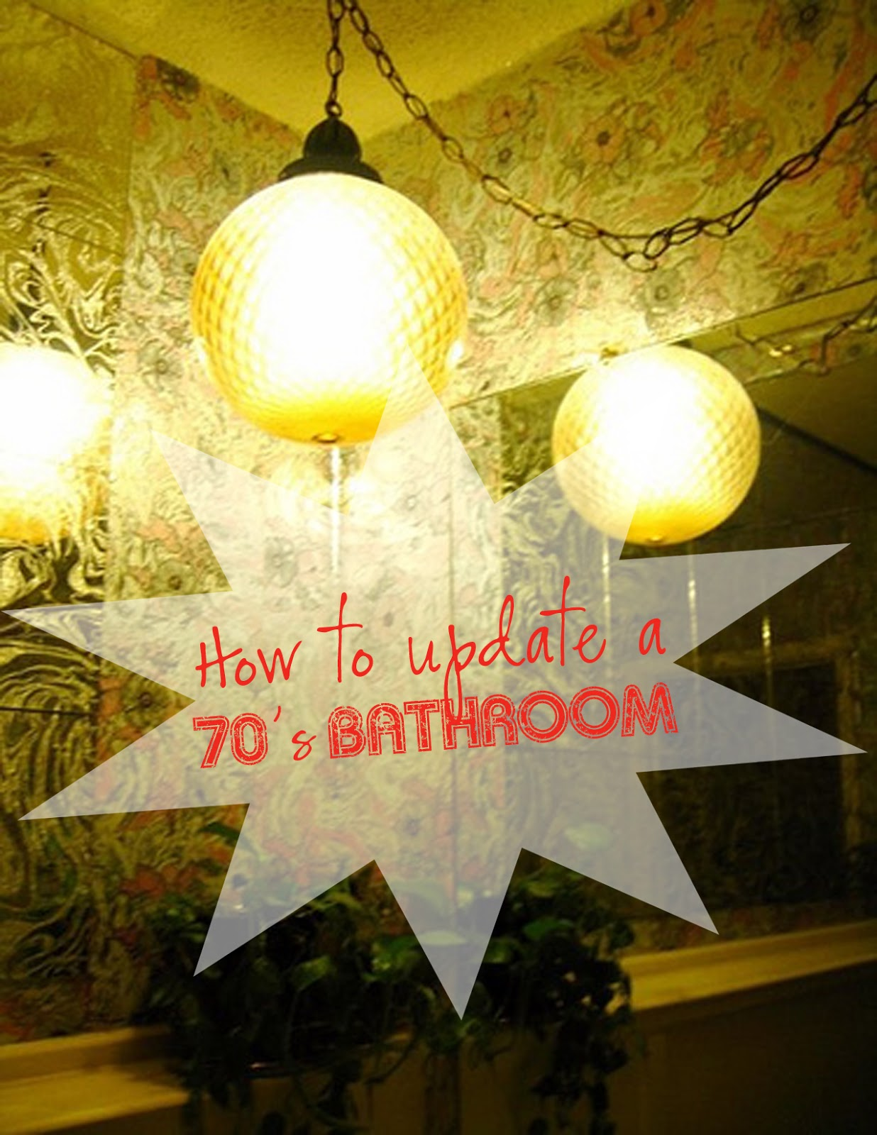 Twine: How to update a 70\'s Bathroom