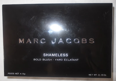 Marc Jacobs Beauty Shameless Bold Blush in Tantalizing