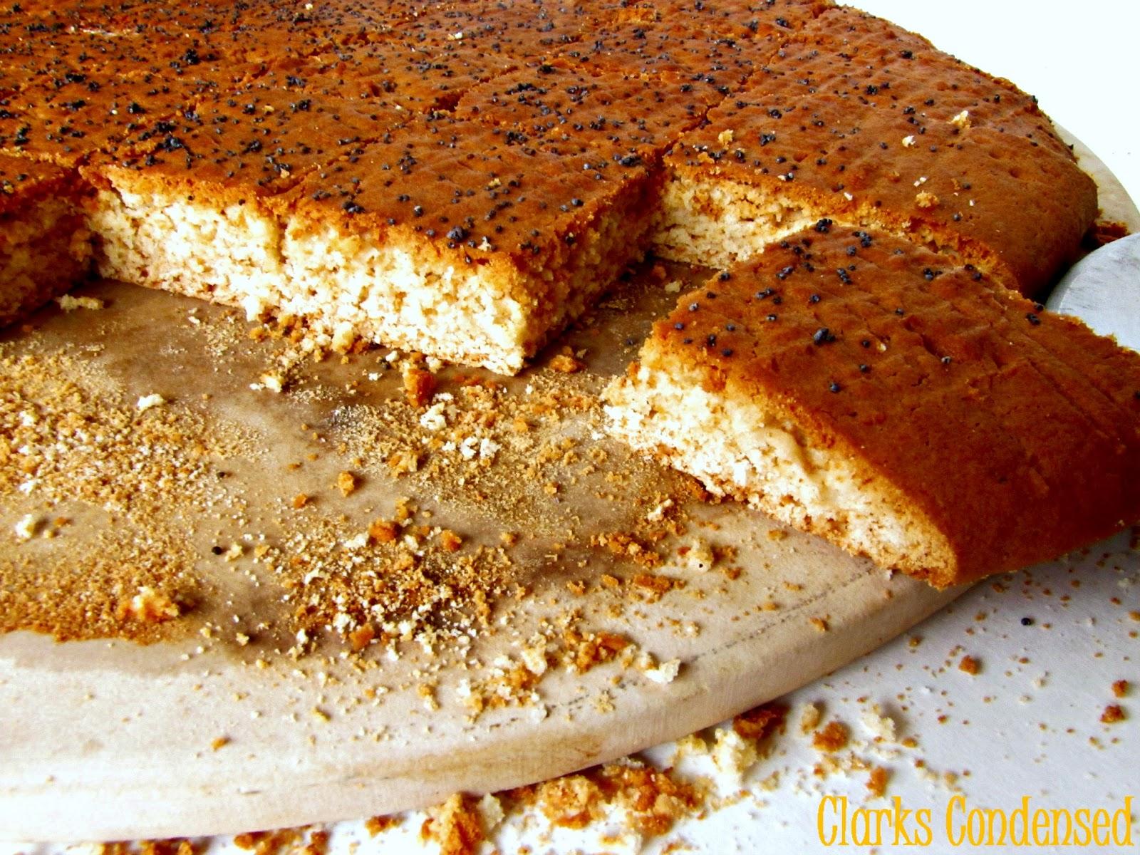 Afghan Cake Recipe