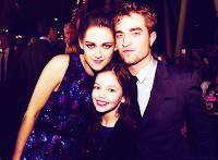 Kristen, Mackenzie e Robert