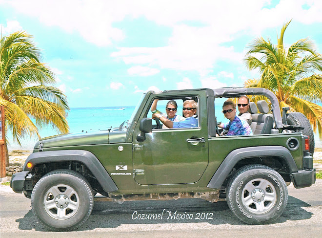 Our Ride in Mexico 2012