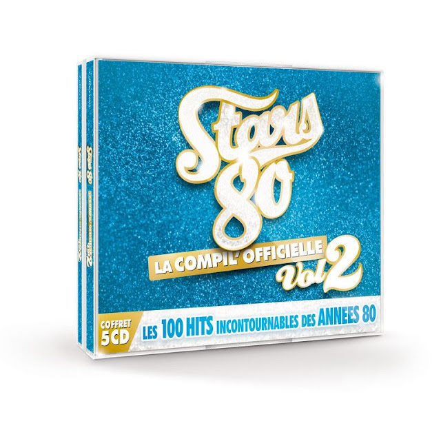 Stars 80 : la compilation officielle volume 2