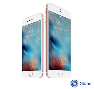 Globe Reveals Postpaid Plans for Apple iPhone 6s and iPhone 6s Plus