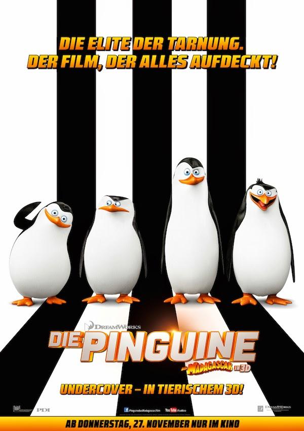 Die Pinguine aus Madagascar