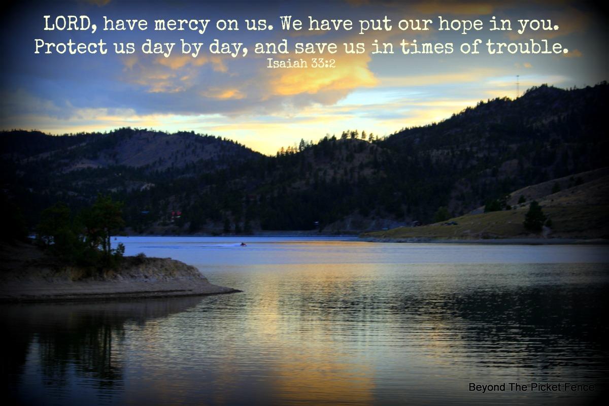 God's Word bible verse http://bec4-beyondthepicketfence.blogspot.com/2014/09/sunday-verses.html