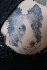 Dog Tattoo Ideas for Girls and Boys