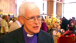 Peter Jensen, Anglican Archbishop, Sydney, Australia