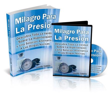 MILAGRO PARA LA PRESION