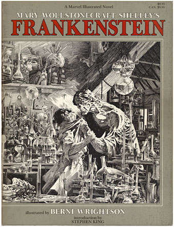 the goals of victor frankenstein achieved by creating the monster in frankenstein by mary shelley Afl: in 1818, as told by mary shelley, victor frankenstein took on a daring proposition combining chemistry and alchemy, a fearsome creature was created – one.