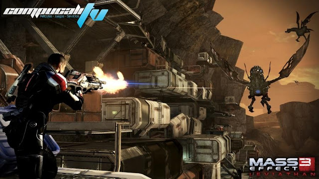 Leviathan DLC Mass Effect 3 PC