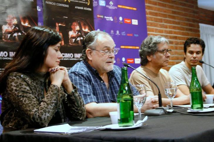 Conferencia de Prensa Pantalla Pinamar