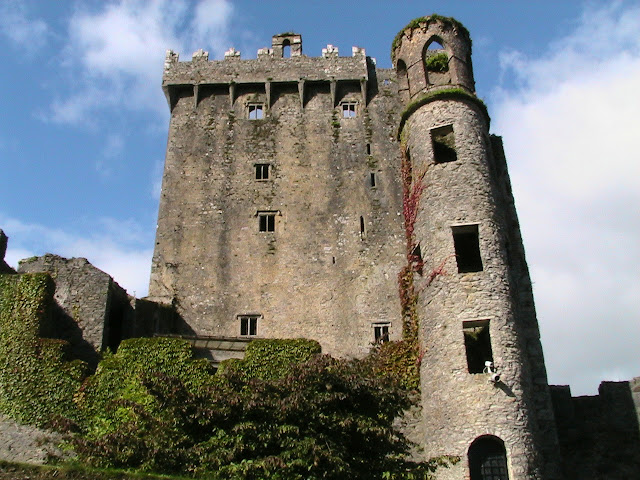 The Blarney Stone, Gift of the Gab, Emerald Isle
