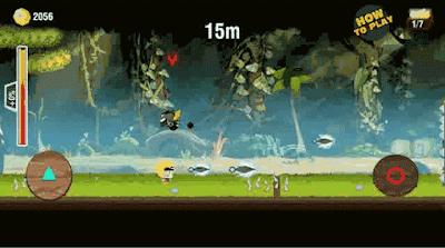 Ninja Naru Saga: To be Legend 1.1.2 Mod Apk (Gold)